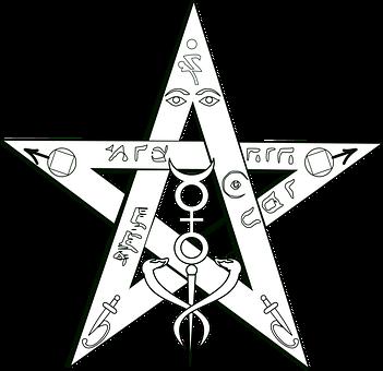 Magic, Tetragramaton, Esoteric, Occultism, Staff