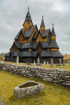 Church, Wood, Architecture, Woody, Wooden, Building