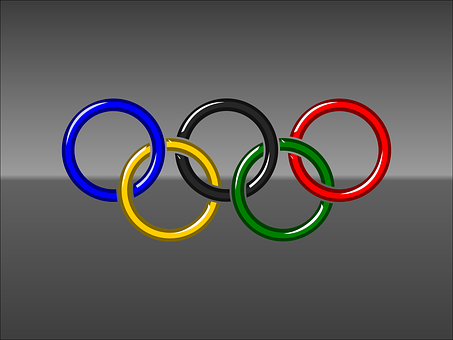 Olympic, Rings, Sports, World, Games, Competition