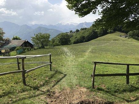 Corona Dei Pinci, Alpine Route, Alps, Alpine, Adventure