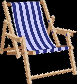 Deck Chair, Chair, Liège, Beach