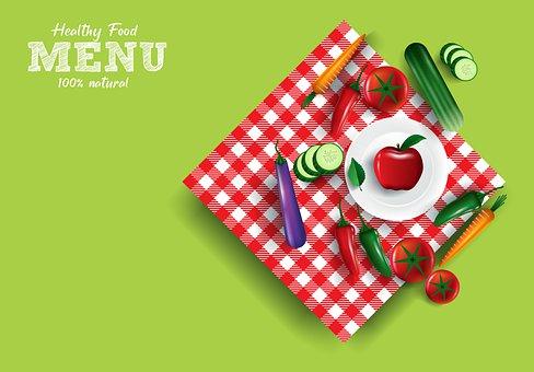 Healthy Menu, Organic Food, Healthy Food, Organic, Menu