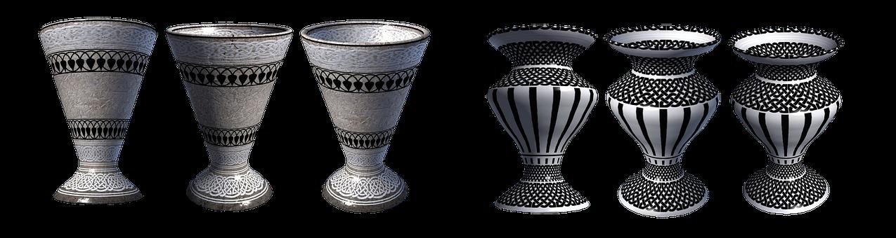 Ceramics, Pattern, Decorative, Majolica