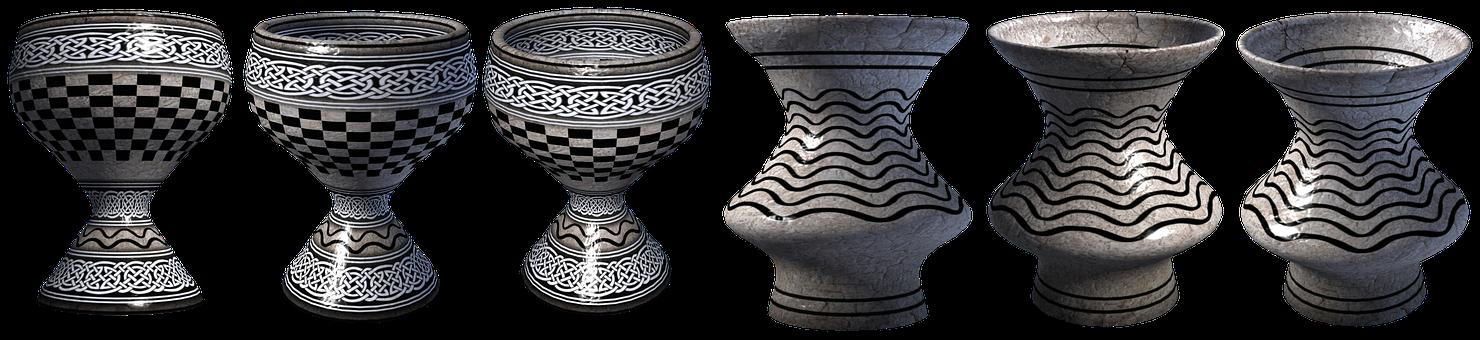 Ceramics, Pattern, Decor, Art, Creativity