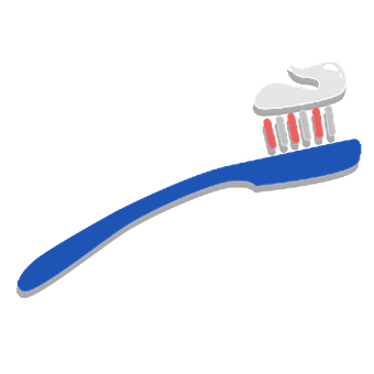 Toothbrush, Clipart, Sticker, Tooth, Brush
