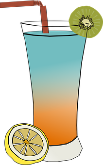Juice, Lime, Cocktail, Beverage, Drink, Kiwi, Citrus