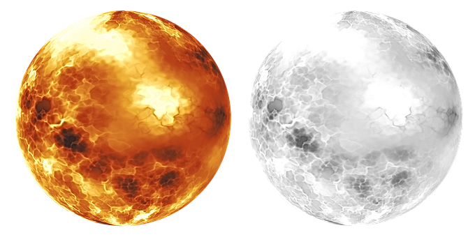 Sun, Sphere, Light, Fire, White, Orange, Globe, Star