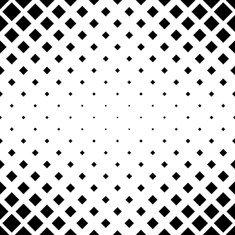 Vector, Pattern, Background, Corner, Halftone