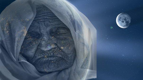 Old Earth, Old, Mother Earth, Old Mother Earth