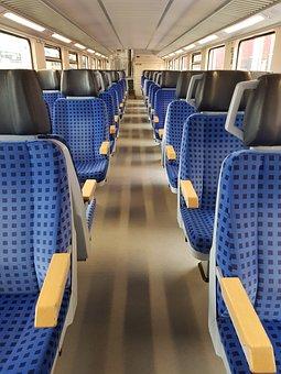 Train, Empty, Subway, Transport, Travel, Transportation
