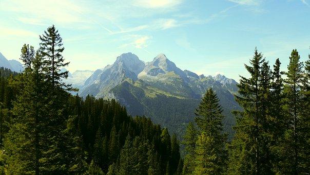 Bavaria, Mountains, Alpine, Southern Germany