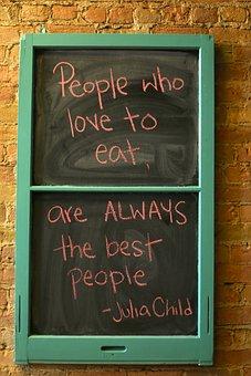 Chalkboard, Advertisement, Menu, Blackboard