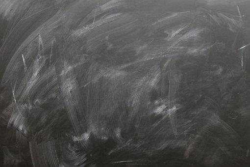 Board, Blackboard, Empty, Slate, School, Chalk, Leave