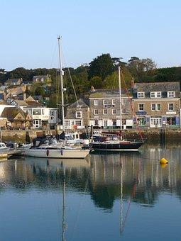 Boats, Harbour, Harbor, Port, Coast, Europe, Fishing