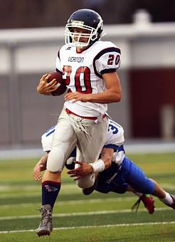 Football, American Football, Football Player, Play