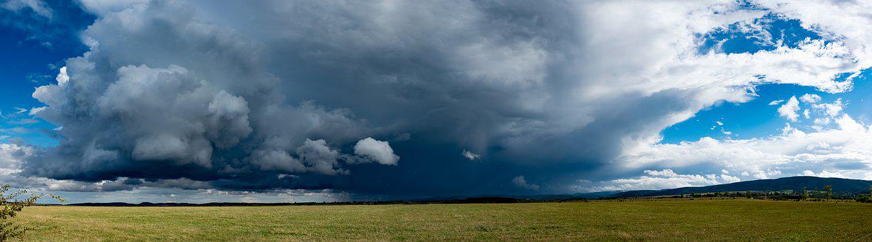Weather, Storm, Forward, Clouds, Rain, Thunderstorm