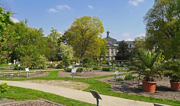 Botanical Garden, Castle Park, Münster, Westfalen