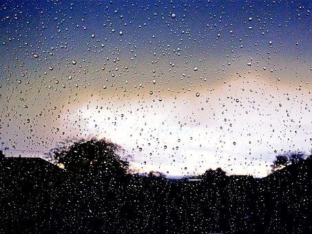 Rain, Sky, Weather, Cloud, Storm, Thunderstorm, Climate