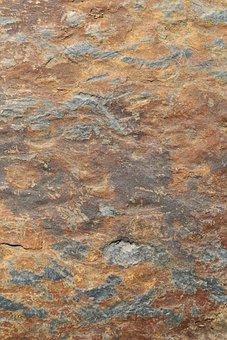 Texture, Background, Slate, Rust, Colour, Color