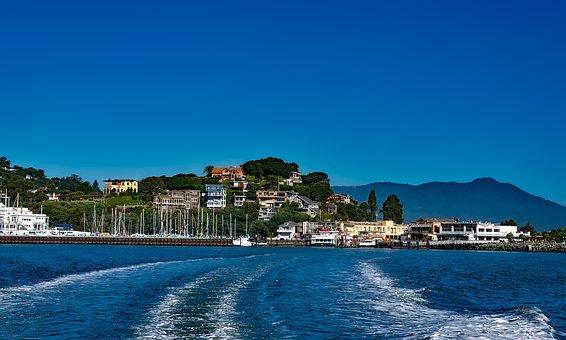 Tiburon, California, City, Urban, Town, Boats, Ships