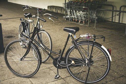 Urban, Bike, Wheel, Retro, Vintage, Trend, Hipster, Hip