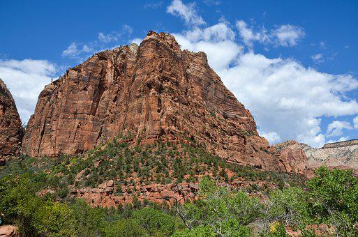 Usa, America, North America, Utah, Zion National Park