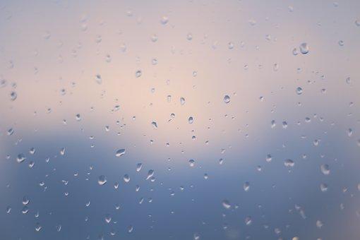 Rain, Weather, Drip, Storm, Water, Window, Clouds