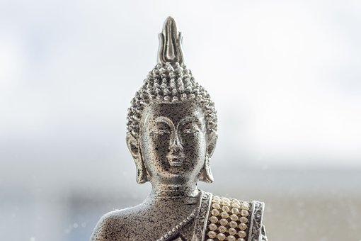 Image, Idol, Oriental, Work Of Art, Face, Wisdom, Zen