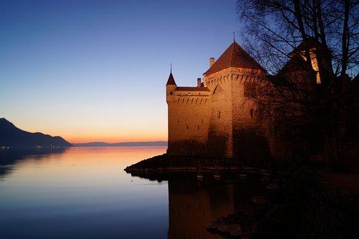Chateau, Castle, Architecture, Building