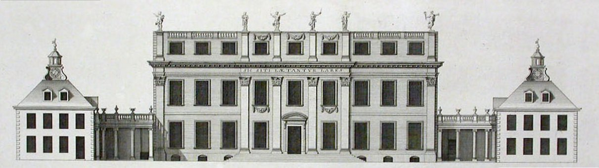 Buckingham House, Buckingham Palace, 1711, Monarchy