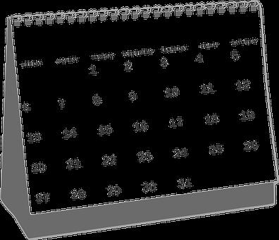 Calendars, Dates, 2009, Year, December, Months, 31st