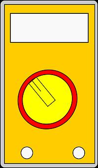 Multimeter, Voltmeter, Voltage, Resistance, Display