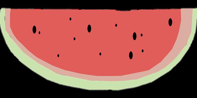 Watermelon, Quarter, Fruit, Melon, Food, Juicy, Summer