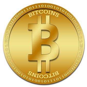 Bitcoin, Coin, Money, Electronic Money
