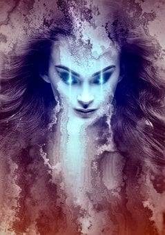 Book Cover, Fantasy, Portrait, Girl, Surreal, Dream