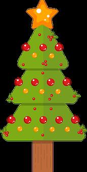 Christmas, Decoration, Winter, Christmas Background