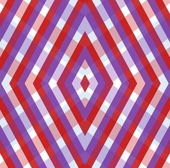 Fabric, Pattern, Design, Purple