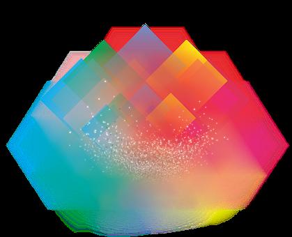 Design, Shapes, Colors, Geometric, Color, Colorful