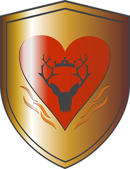 The Throne Game, House Baratheon, Coat Of Arms
