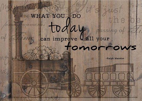 Wall, Poster, Steampunk, Locomotive, Train, Steam, Text