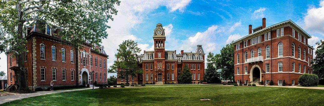 West Virginia University, Wvu, Landmark