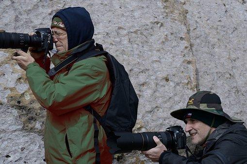 Fiends, Photographers, Telephoto