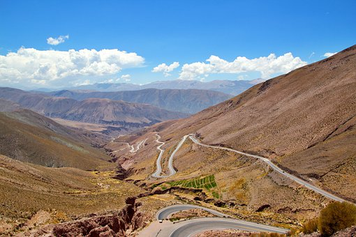 Argentina, Humahuaca, Gorge, Jujuy