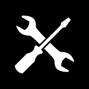 Tool, Wrench, Screwdriver, Spanner, Craftsmen, Work