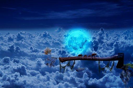 Elephants, Axe, Skies, Manipulation, Mystical