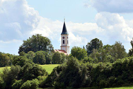 Pilgrimage Church Of The Assumption Birth, Funny Hausen