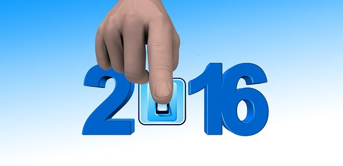 Year, Leap-year, Switch, Turn On, Finger, Hand