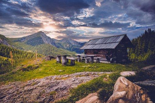 Mountain, Landscape, Nature, Mountains, Mountain Summit