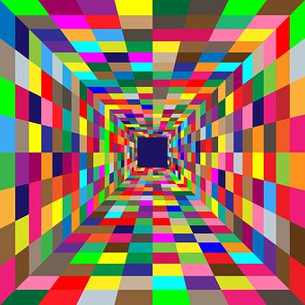 Hallway, Corridor, Perspective