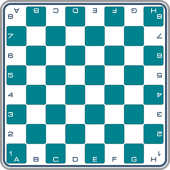 Chess, Board, Game Of Table, Boxes, Boxes Two Colors